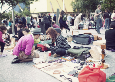 Suitcase Rummage Brisbane, Photo by Yan Chen