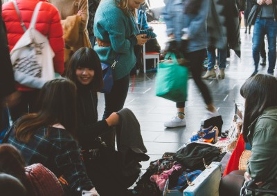 Suitcase Rummage Melbourne, Photo by Linsey Rendell