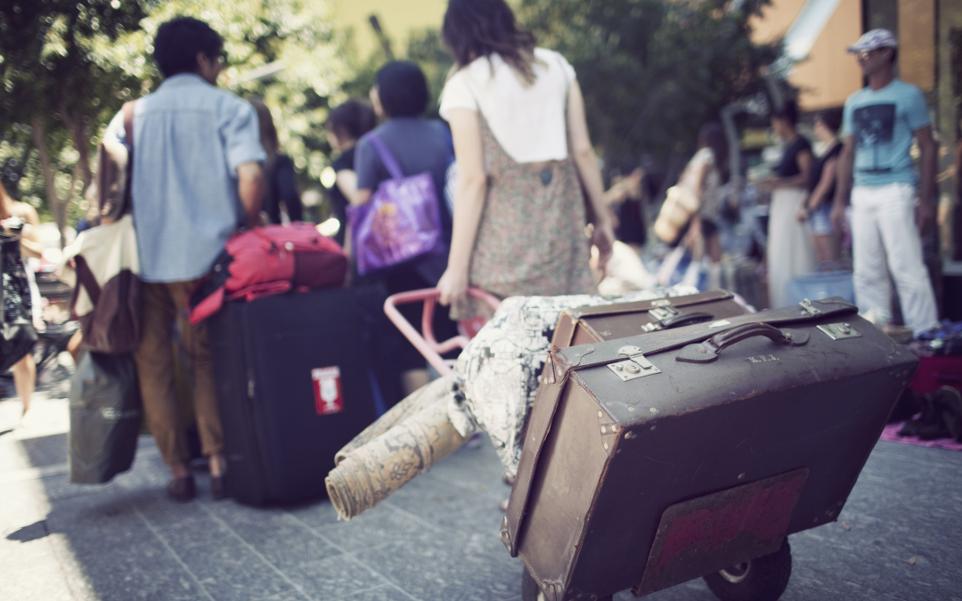Suitcase Rummage is coming back to WA!